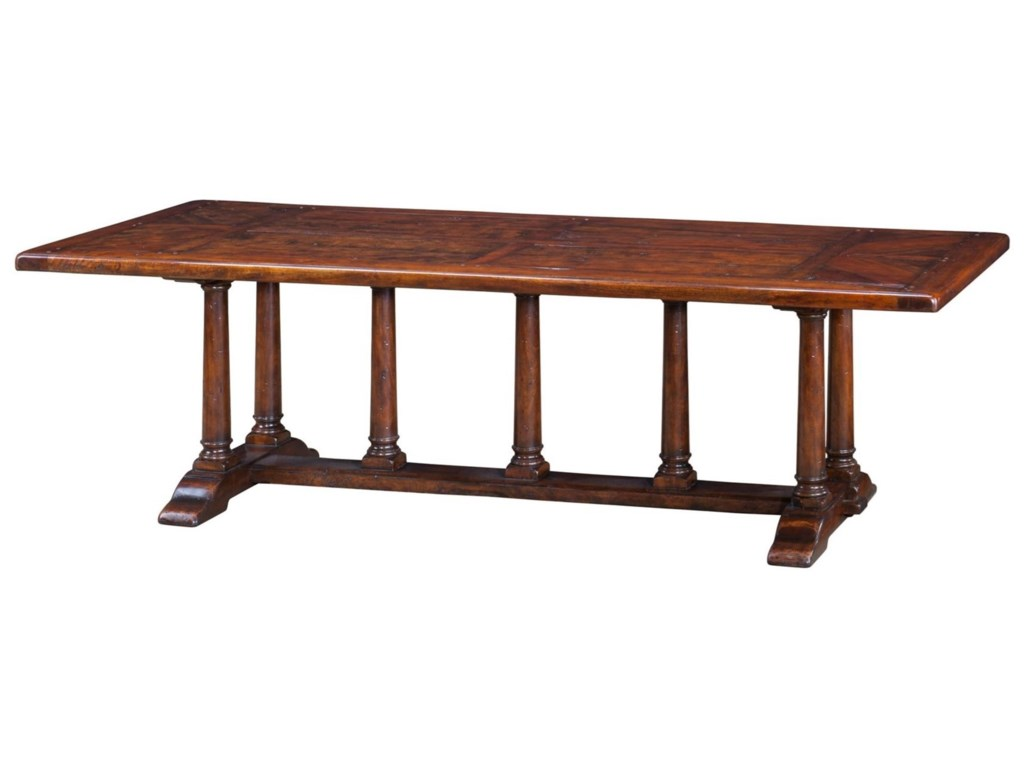 Theodore Alexander Castle BromwichA Mellow Classic Dining Table