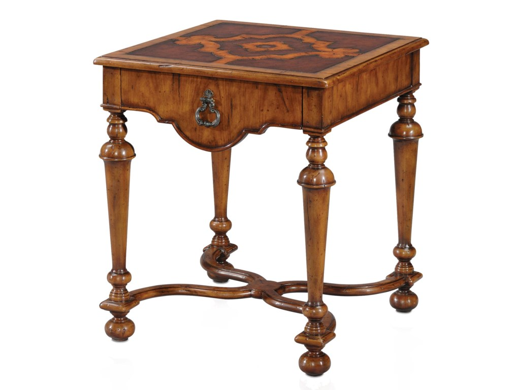 Theodore Alexander Classic yet CasualMary's Lamp Table