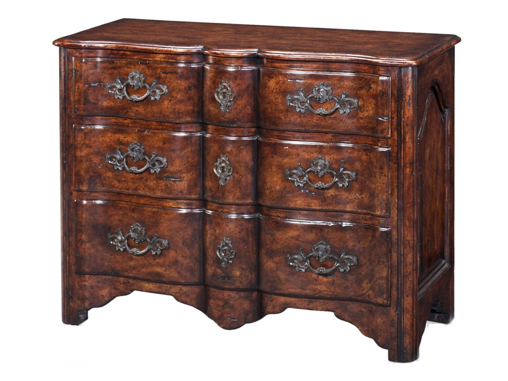 Theodore Alexander Classic yet CasualChianti Provincial Chest