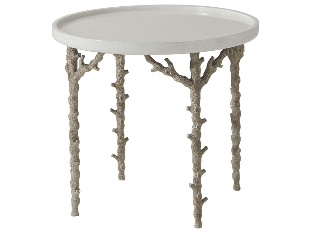 Theodore Alexander CoralloPacific Reef Accent Table
