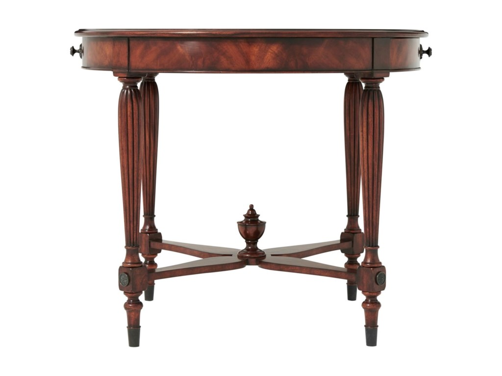 Theodore Alexander Essential TACenter of Attention Table