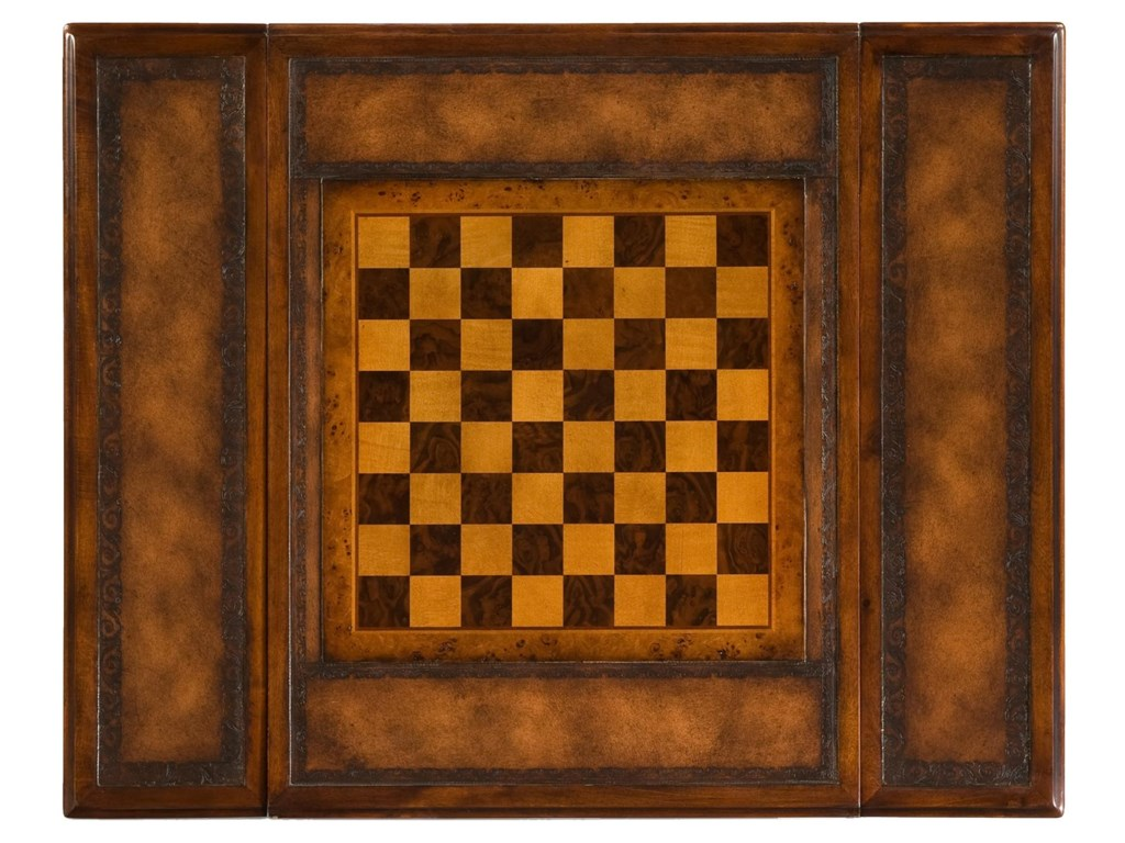 Chess and Checkers Board Table Top