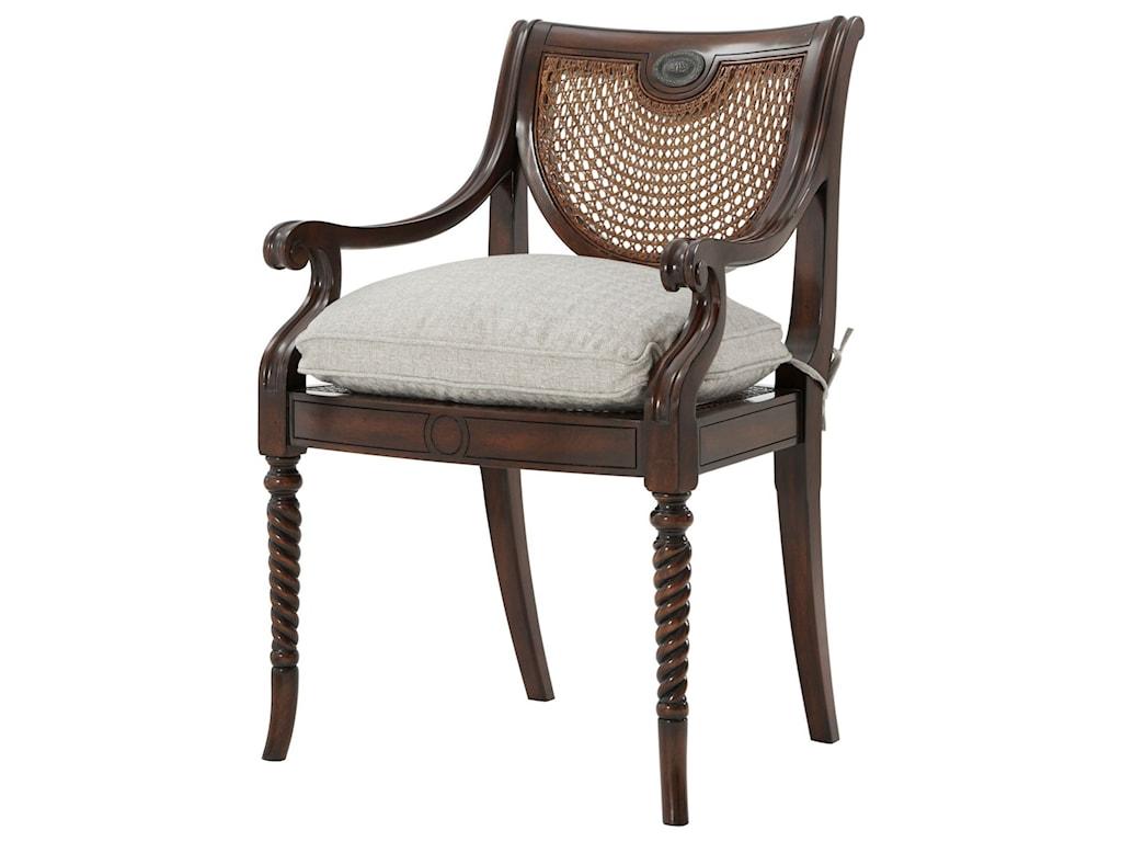 Theodore Alexander SeatingLady Emily's Favorite Armchair