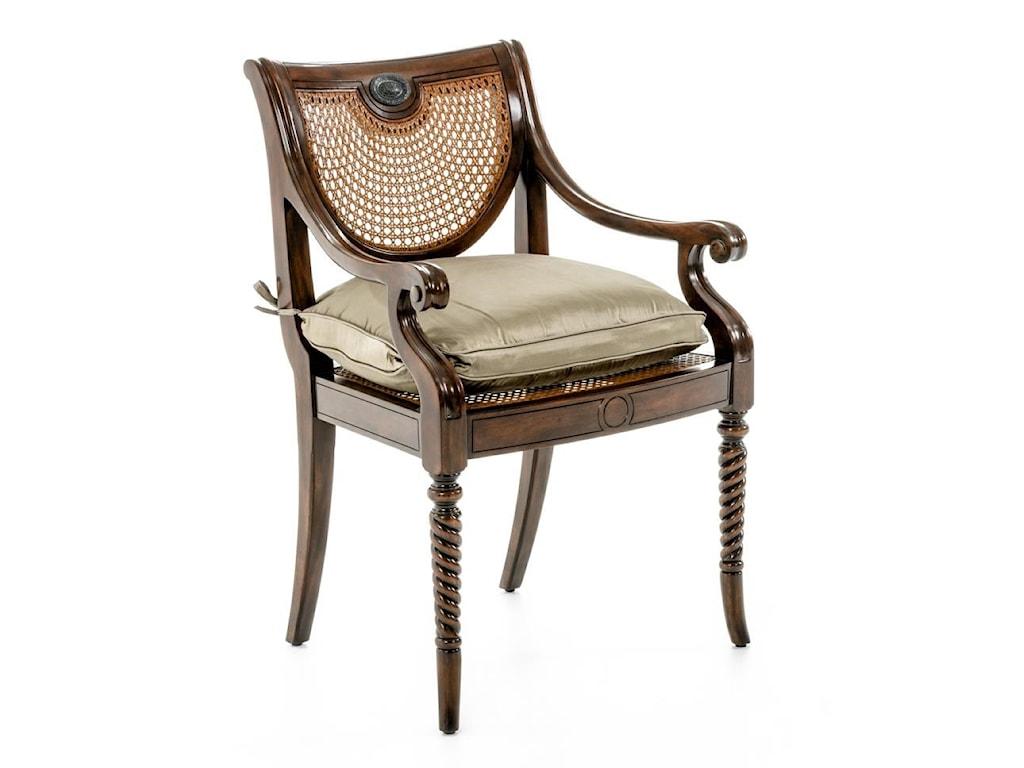 Theodore Alexander Seatinglady Emily S Favourite Armchair
