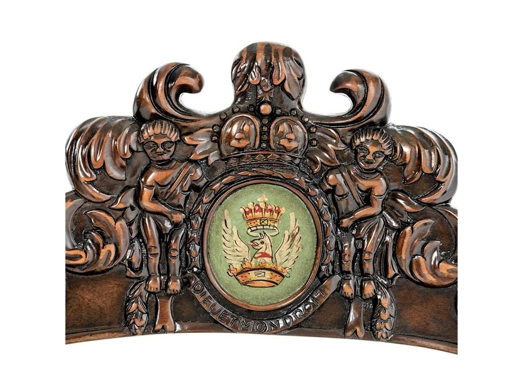 Theodore Alexander SeatingAd Victoriam Chair