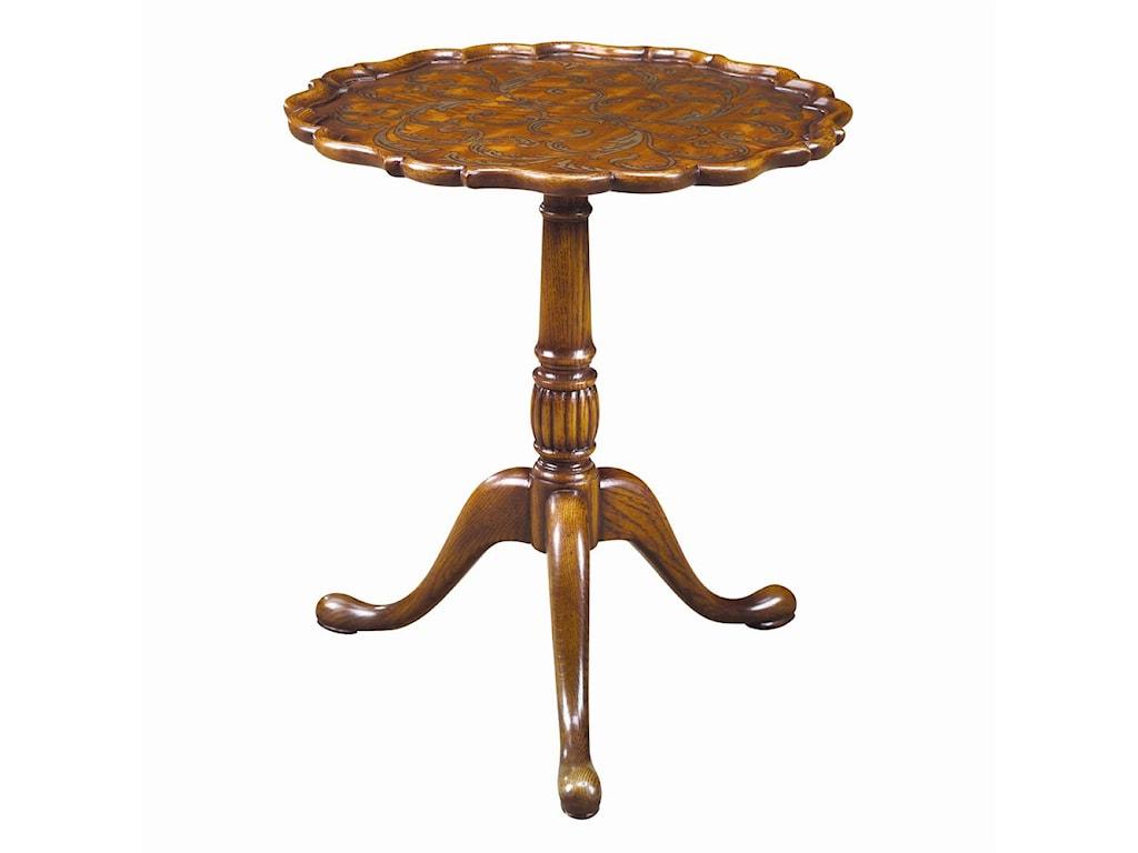 Theodore Alexander TablesTripod Side Table