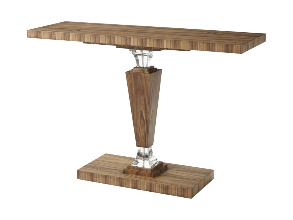 Theodore Alexander TablesOptical Illusion Console Table