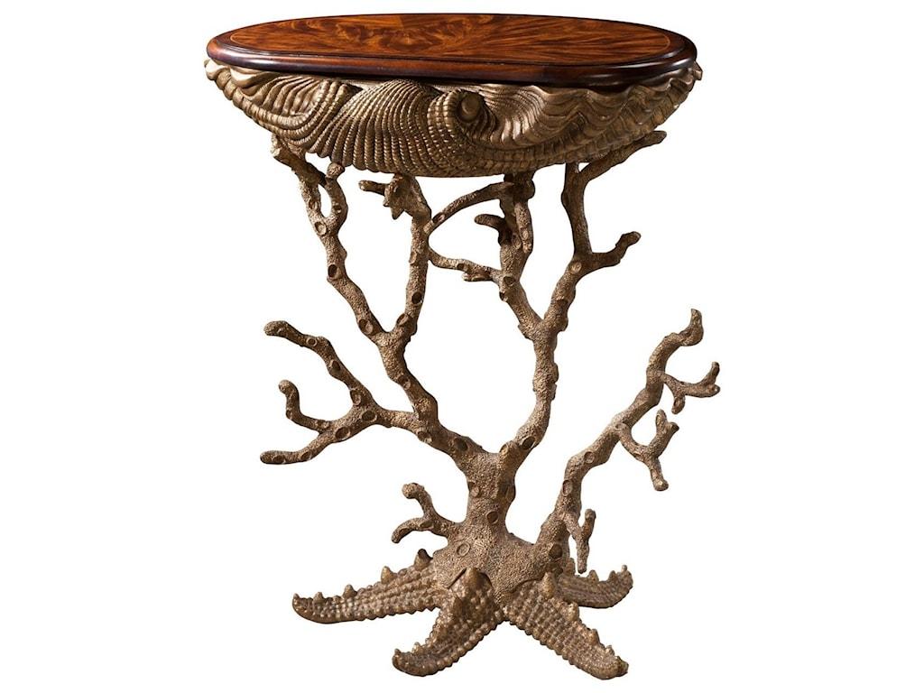 Theodore Alexander TablesGilt Grotto Table