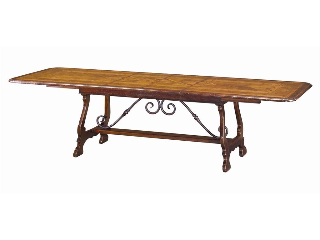 Theodore Alexander TablesTraditional Extending Dining Table
