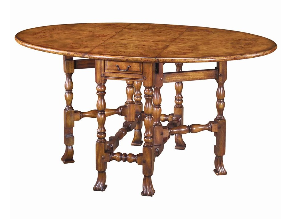 Theodore Alexander TablesOval Dining Table