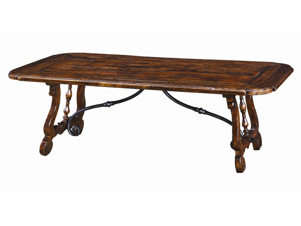 Theodore Alexander TablesRectangular Cocktail Table