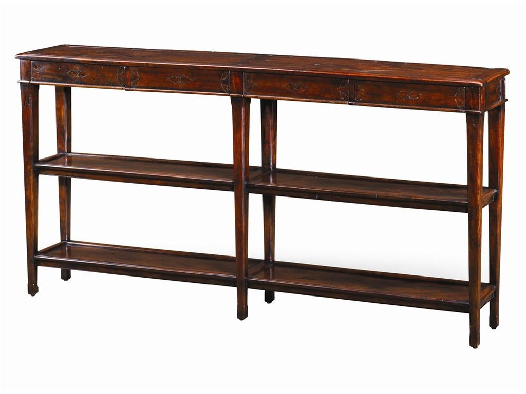 Theodore Alexander TablesTraditional Sofa Table