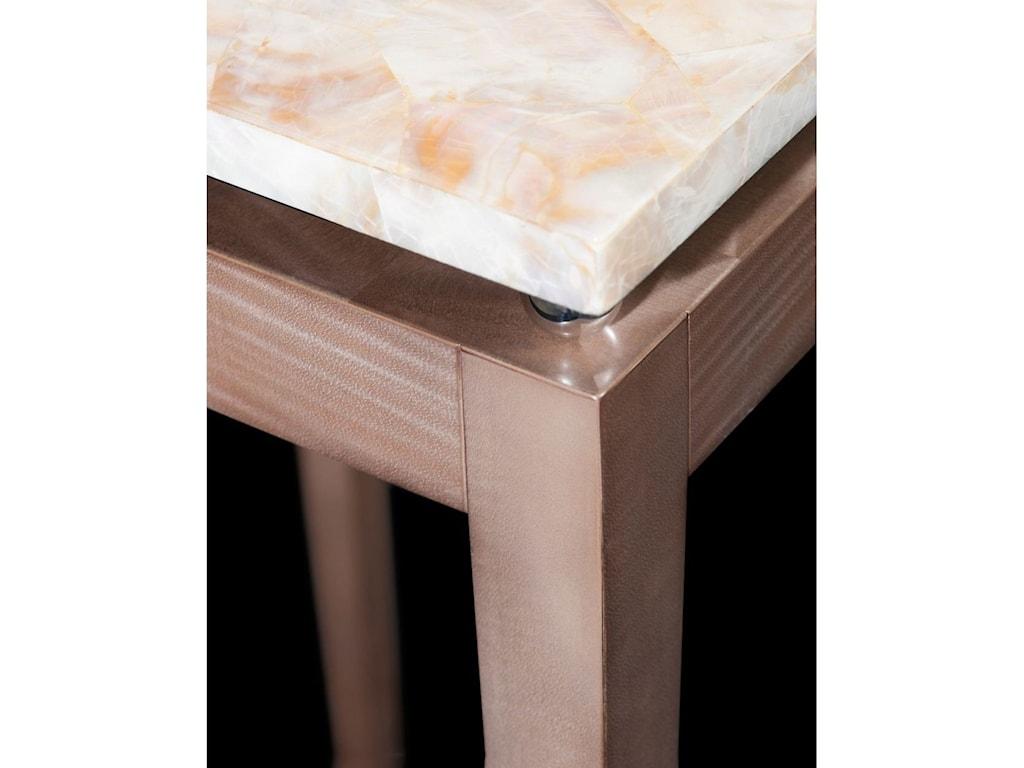Theodore Alexander Vanucci EclecticsPeerless Pearl Lamp Table