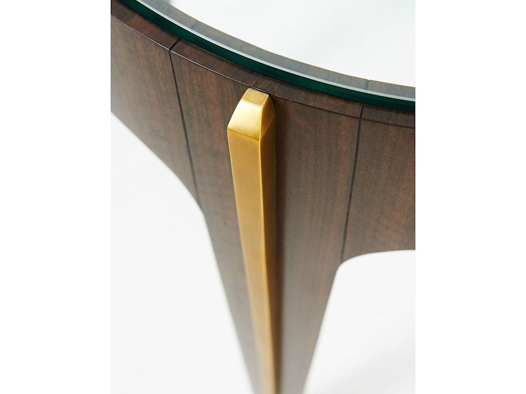 Theodore Alexander Vanucci EclecticsBold Lamp Table