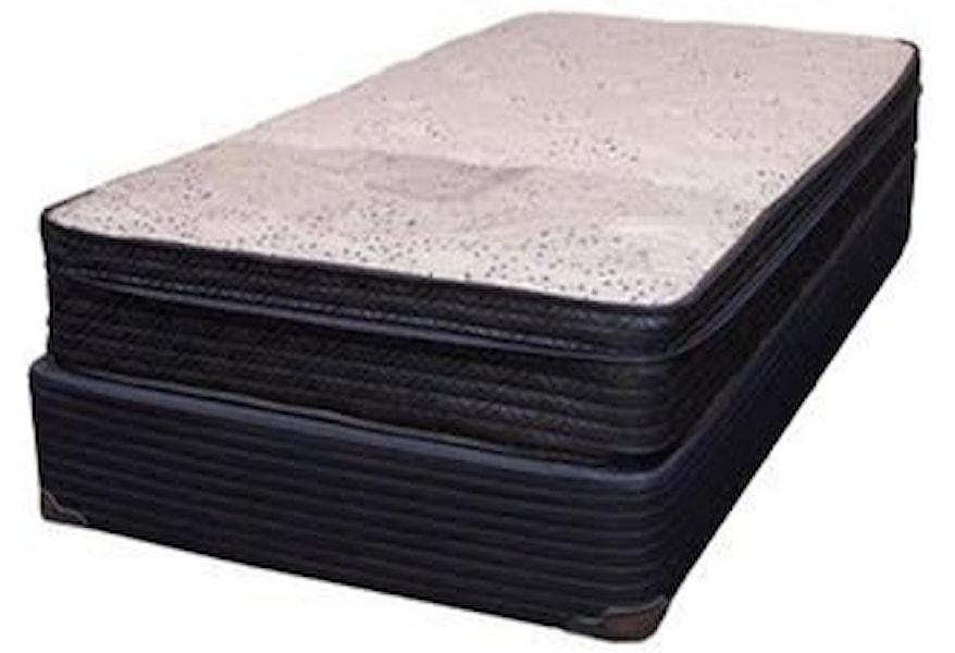 Therapedic Back Sense Tara Ct 3101 F Full Box Top Mattress Nassau Furniture And Mattress Mattress