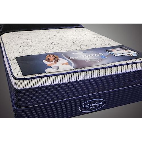 Therapedic Back Sense Vega CT King Plush Box Top Mattress