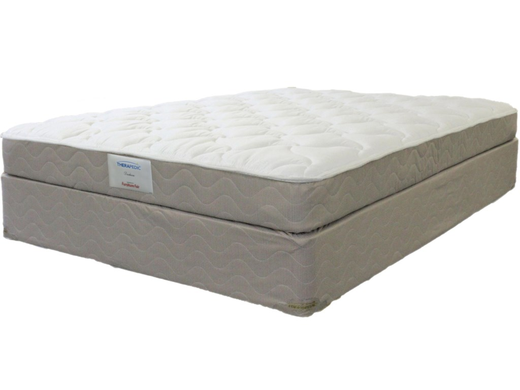 Therapedic Kathy Ireland FinesseTwin Luxury Firm Mattress