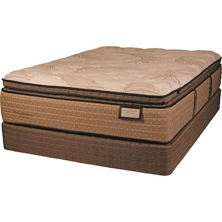 Full Pillow Top Luxury Mattress Set