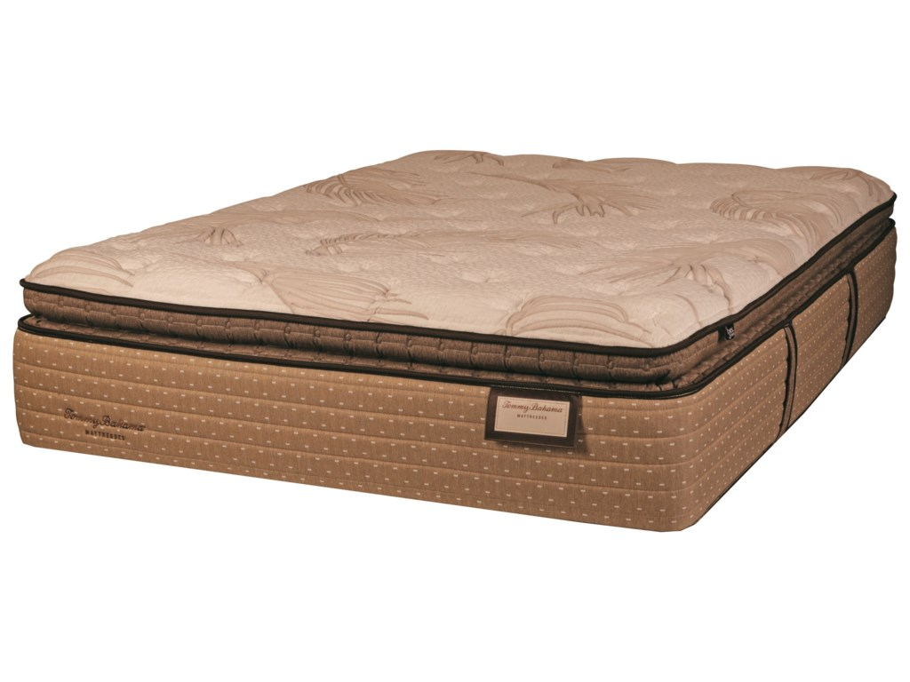 Tommy Bahama Mattress Tommy Bahama Sea Shell Wishes PTQueen Pillow Top Luxury Mattress
