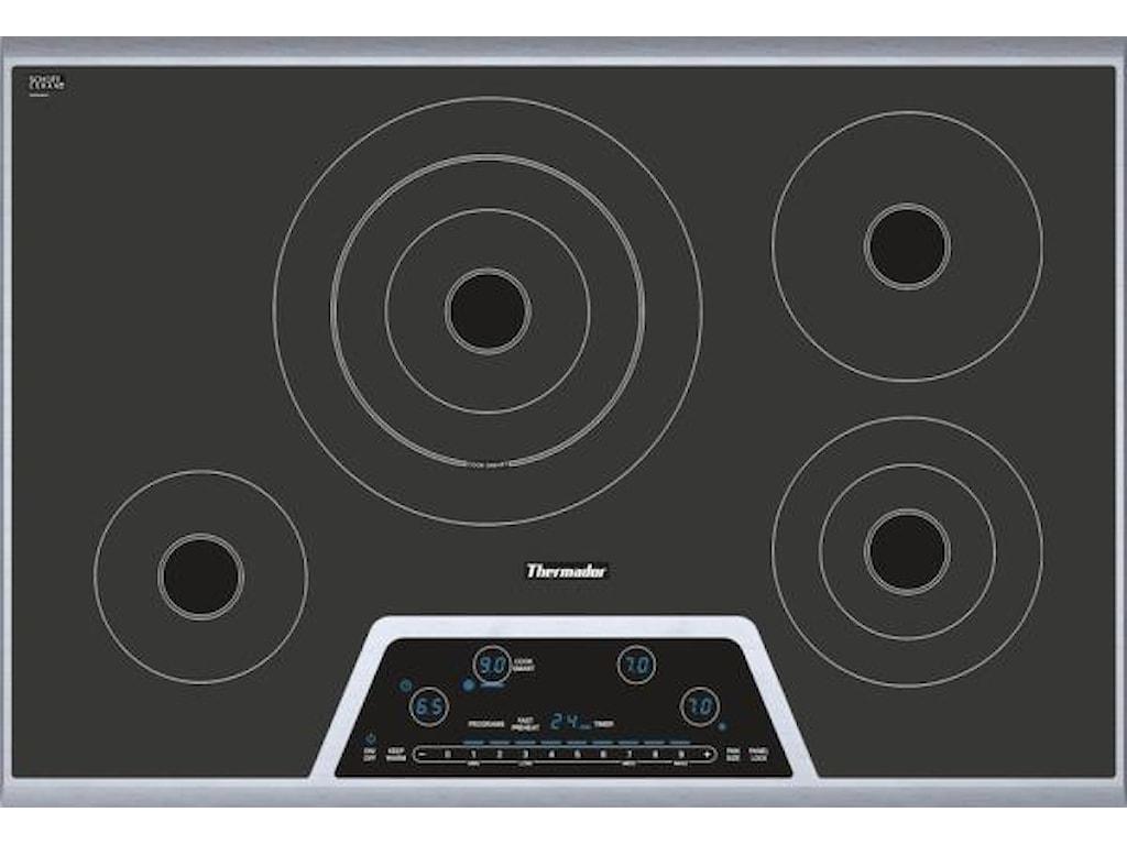 4 Burner Electric Cooktop Thermador Cooktops Thermador30
