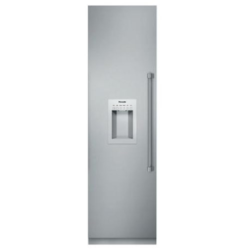 Thermador 24 Inch Freezer Column With External Ice And