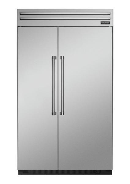 thermador 48 refrigerator. thermador side-by-side refrigerators - 48 refrigerator t
