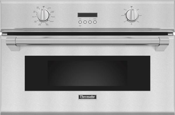 30 Professional Series Steam And Convection Oven By Thermador