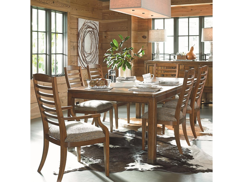 ThomasvilleR American Anthem7 Piece Dining Set