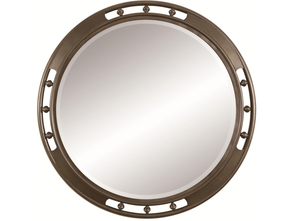 Thomasville® American AnthemRound Mirror