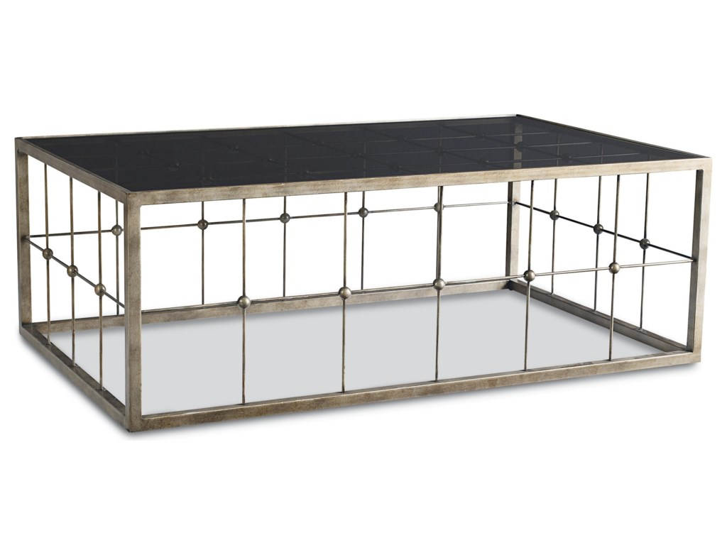 Thomasville® AtomiumRectangular Cocktail Table