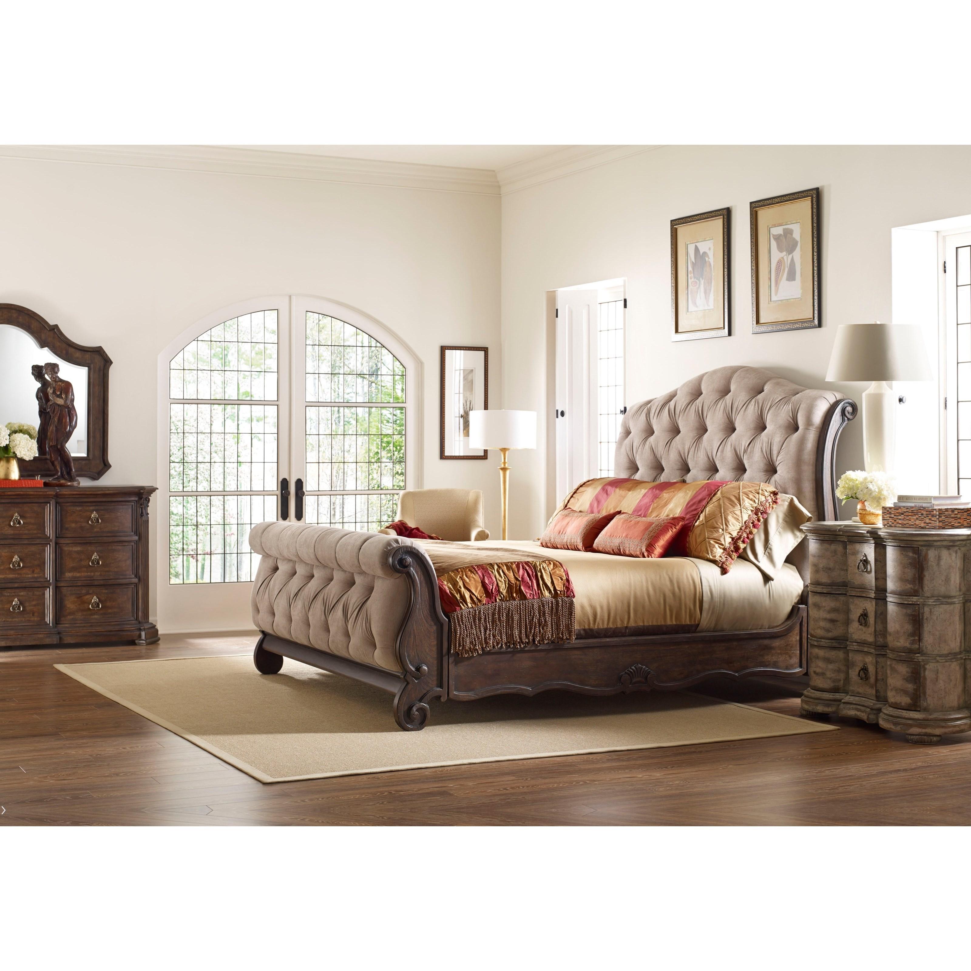 Casa Veneto Queen Bedroom Group By Thomasville®