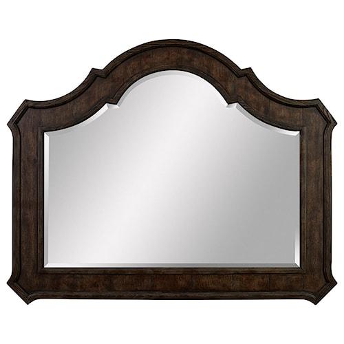 Thomasville® Casa Veneto Corina Arched Accent Mirror
