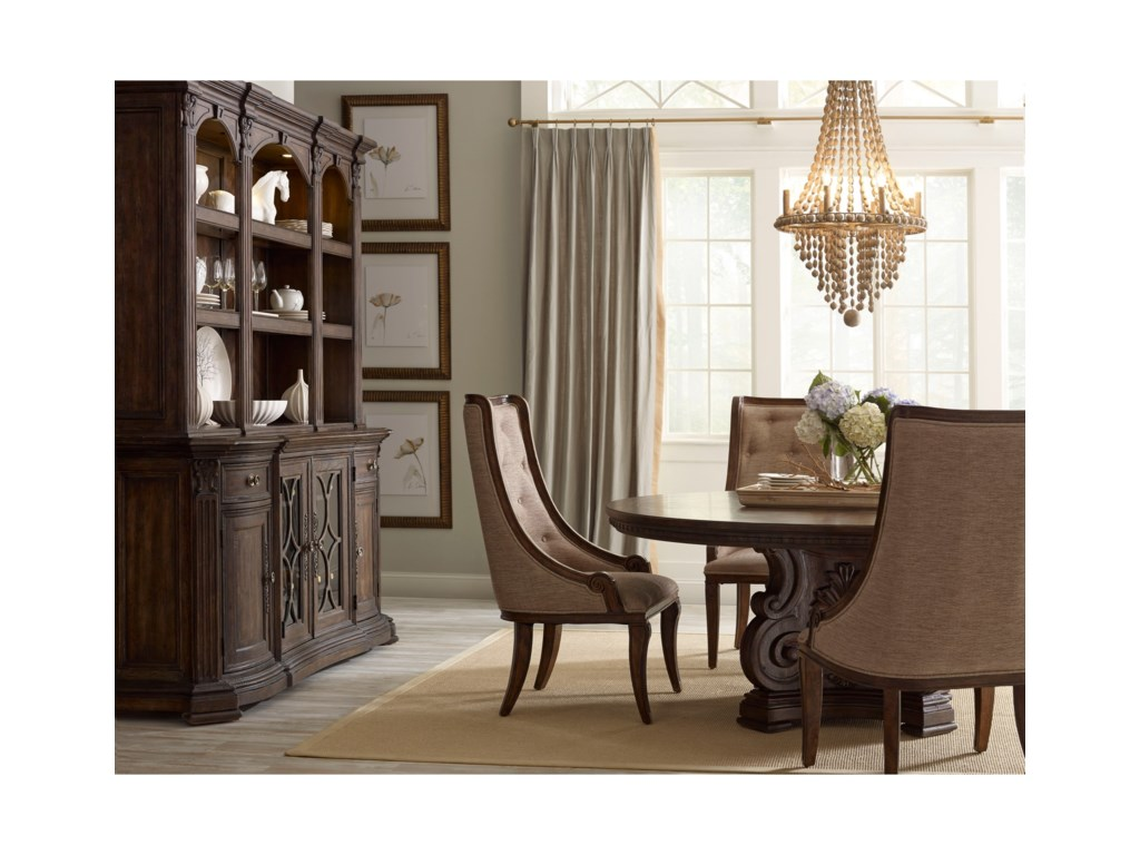 Thomasville® Casa VenetoStella Upholstered Side Chair