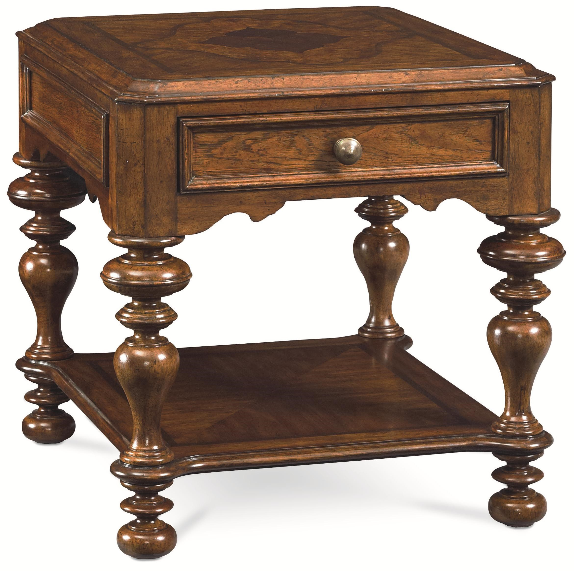 Thomasville® CassaraDrawer End Table ...