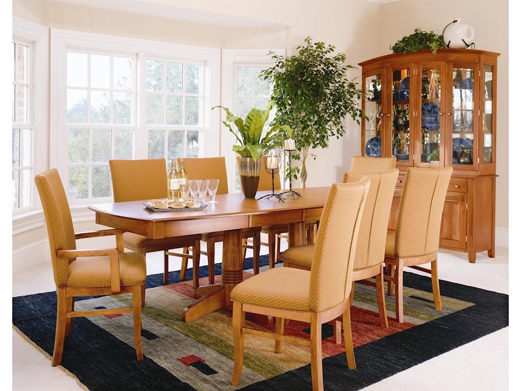 Thomasville® Color Café - Custom Dining Customizable Boat Shape ...