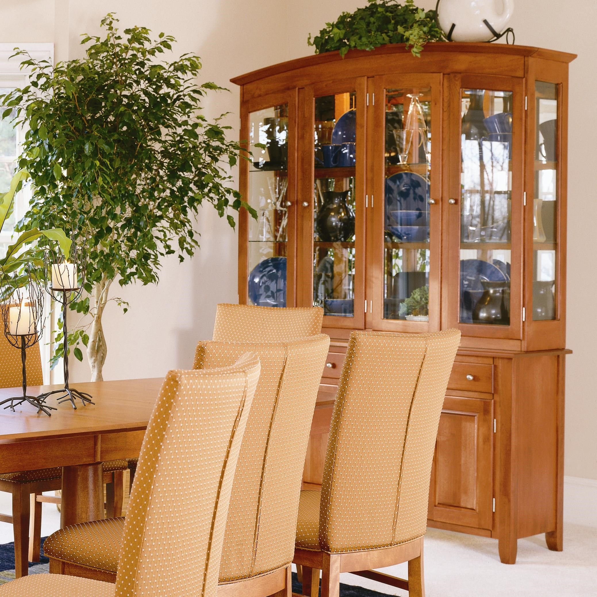 Thomasville® Color Café - Custom Dining Customizable China Cabinet & Thomasville® Color Café - Custom Dining Customizable China Cabinet ...