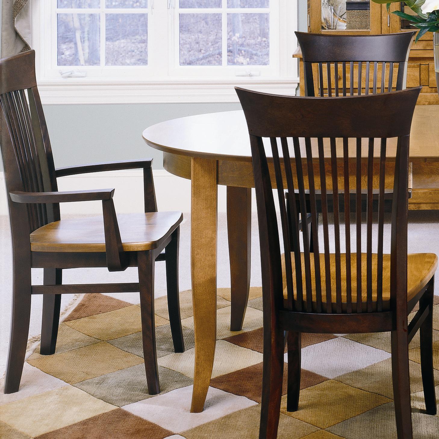 Thomasville® Color Café   Custom Diningu003cBu003eCustomizableu003c/Bu003e Arm ...