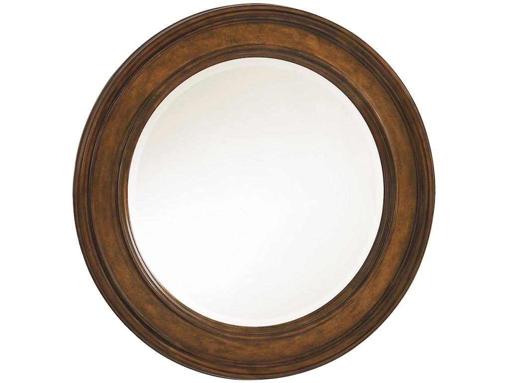 Thomasville® DeschanelRound Mirror