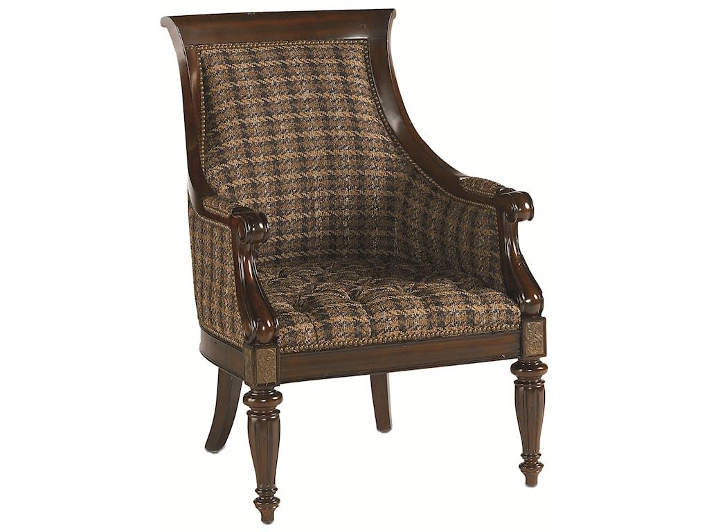 Thomasville® Ernest Hemingway 462Anson Chair