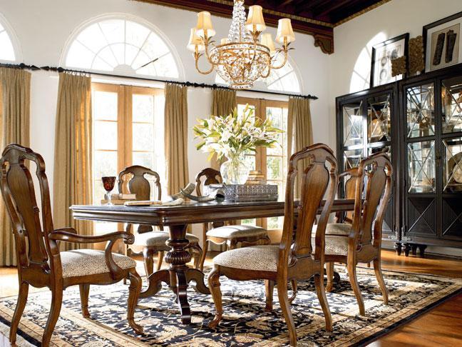 ... Thomasville® Ernest Hemingway Granada Side Chair