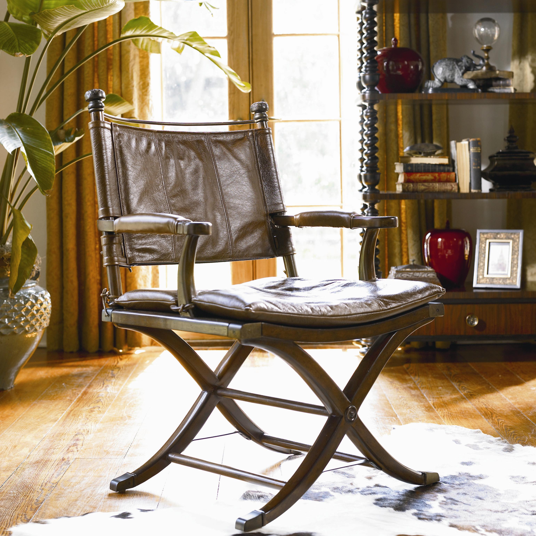 Safari Desk Chair Shown With Writing Desk