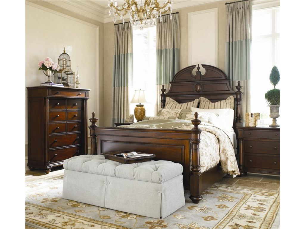 Shown with Mansion Bed