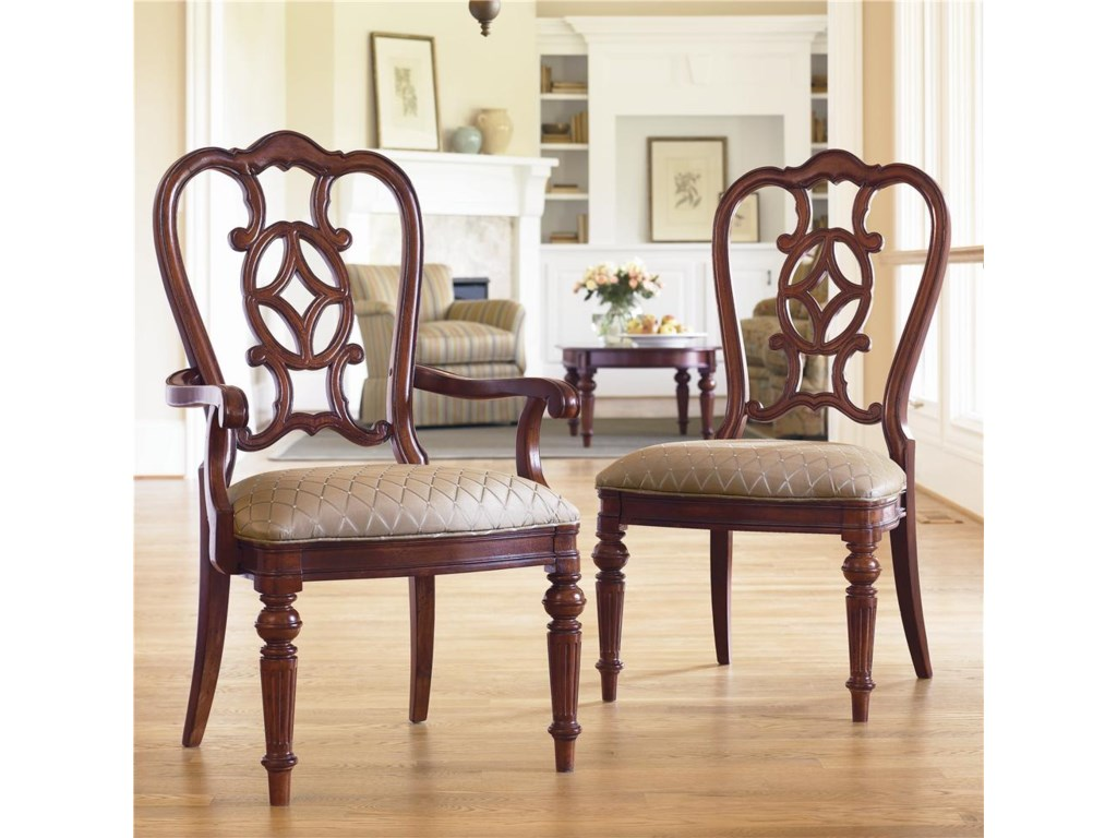 Shown with Matching Side Chair