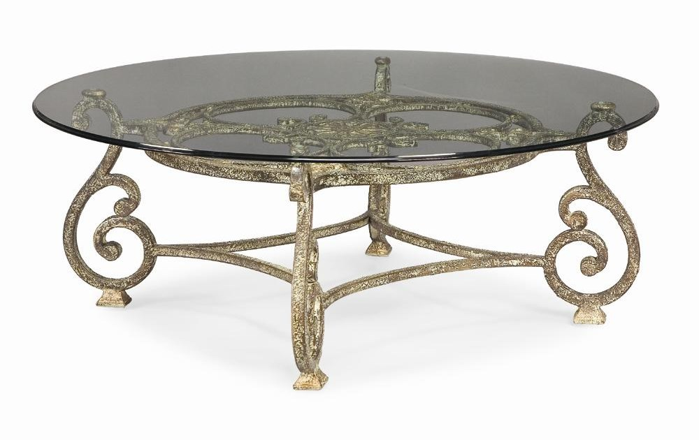 Thomasville® GrandviewRound Cocktail Table