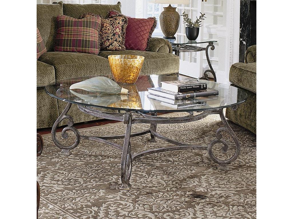 Thomasville® GrandviewRound Cocktail Table