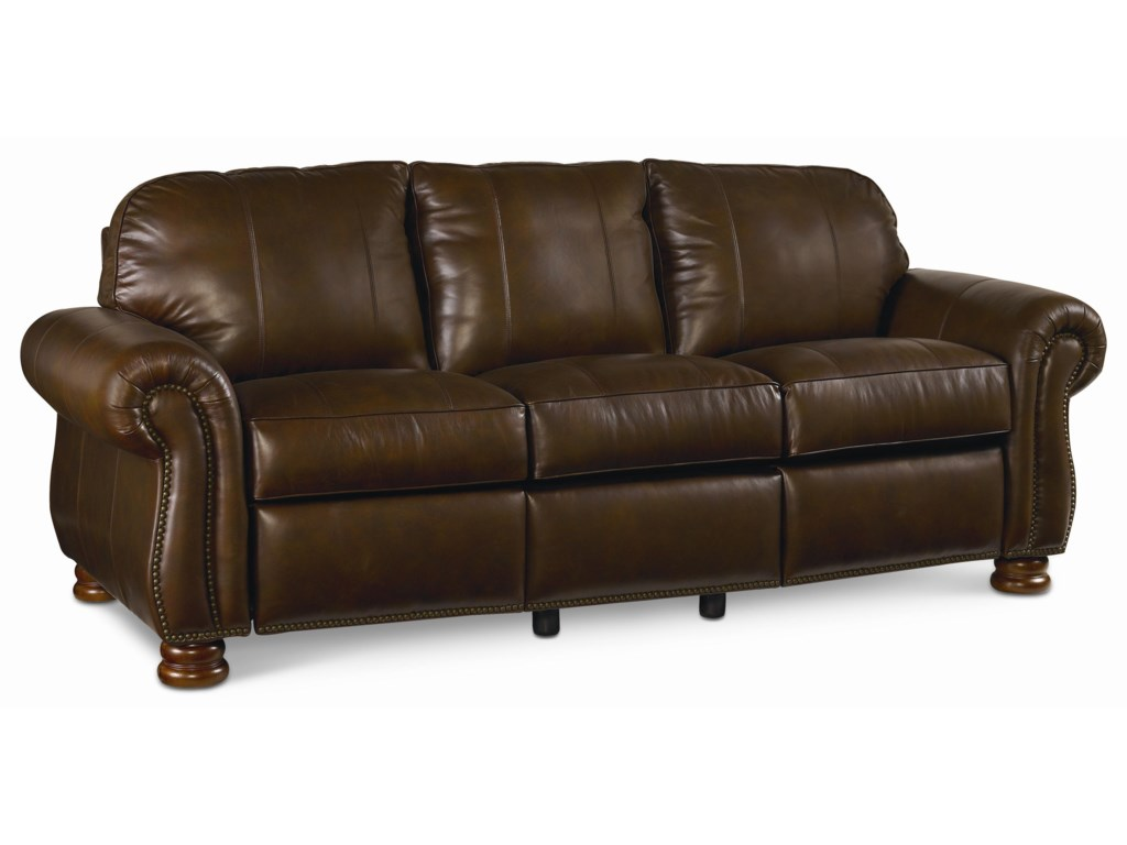 Thomasville Leather Choices Benjaminselect Plus Motion Sofa