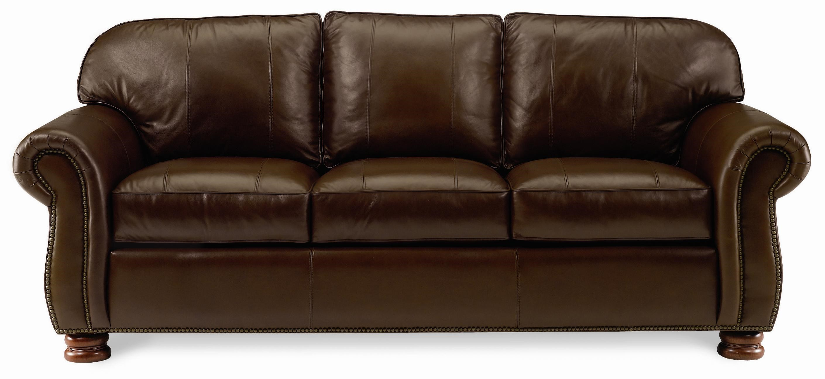 Superieur Thomasville® Leather Choices   BenjaminLeather Select Sofa ...