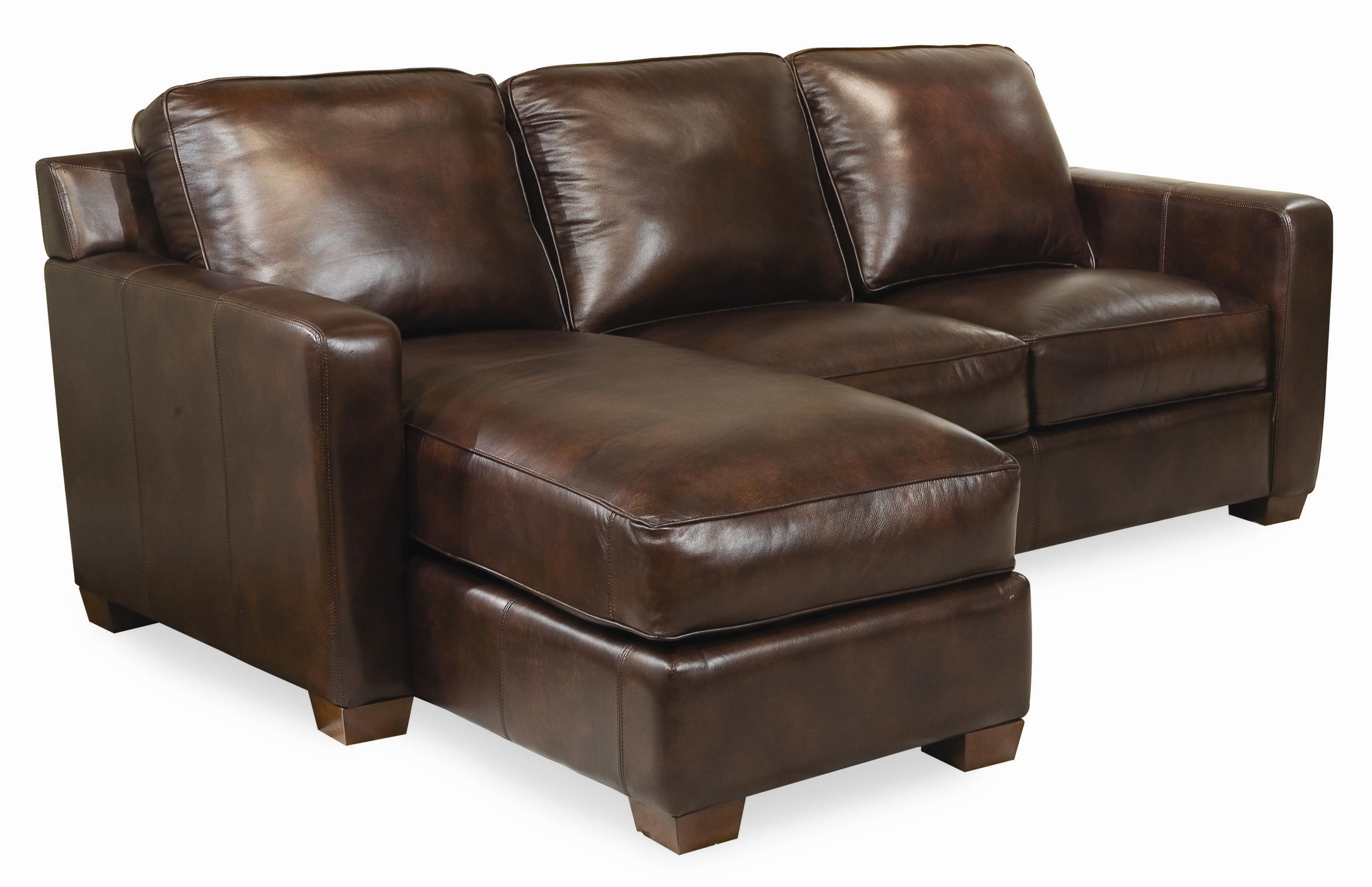 Merveilleux Thomasville® Leather Choices   MetroLeather Select Sectional ...
