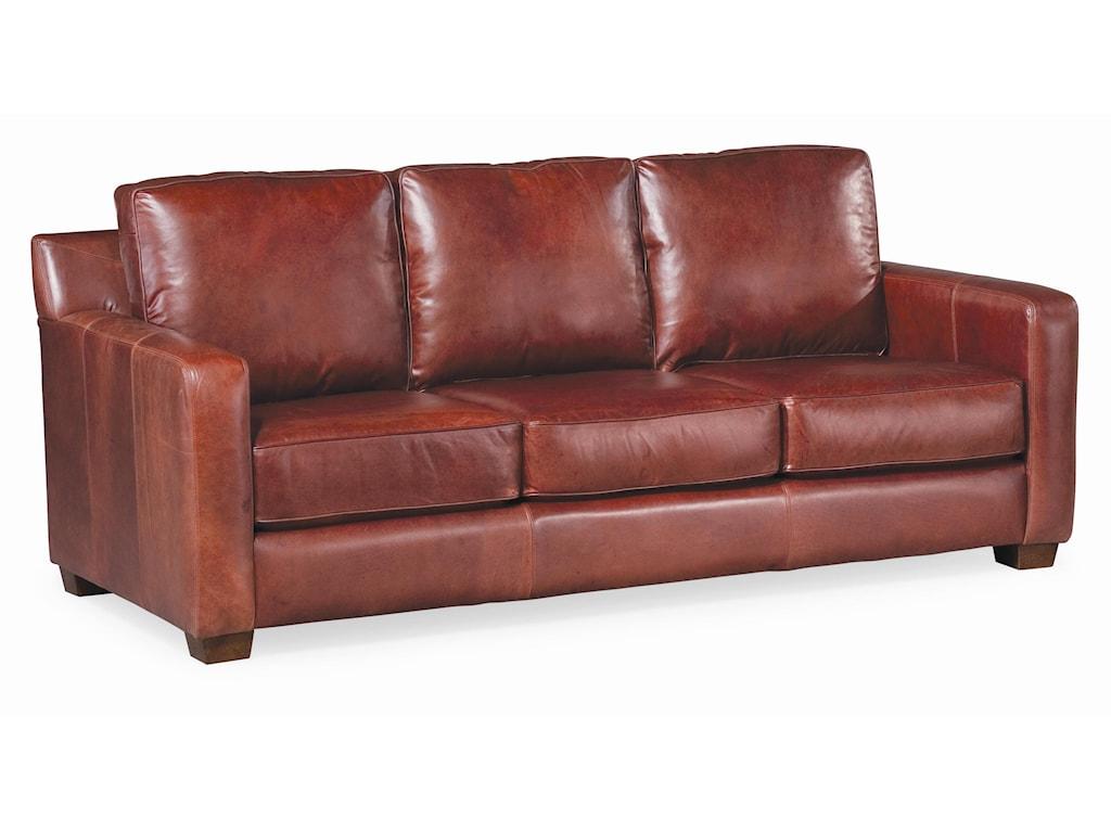 Thomasville Leather Choices Metroselect Plus Sofa