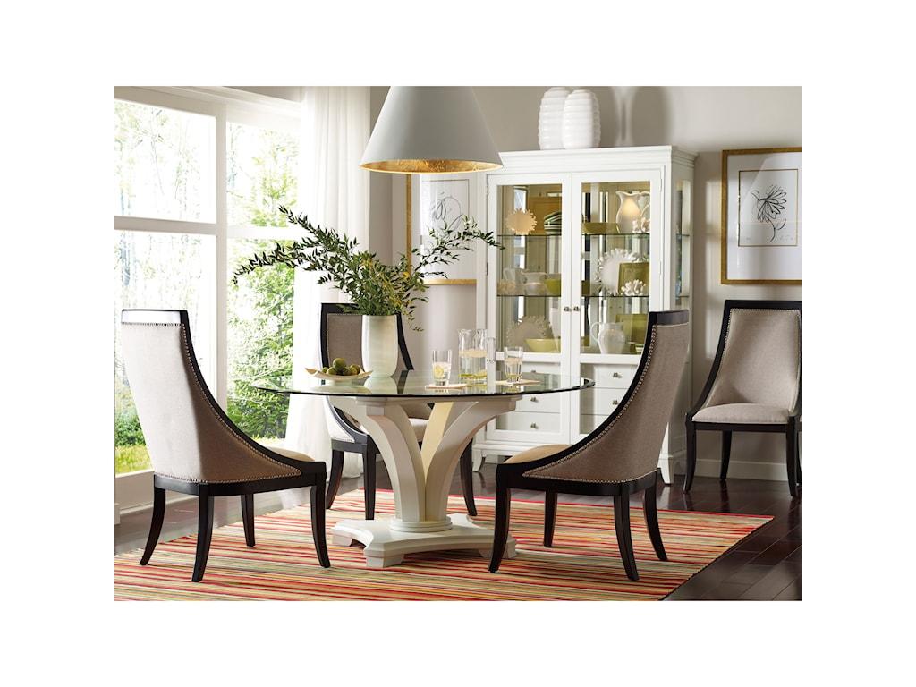 Thomasville® ManuscriptRound Dining Table